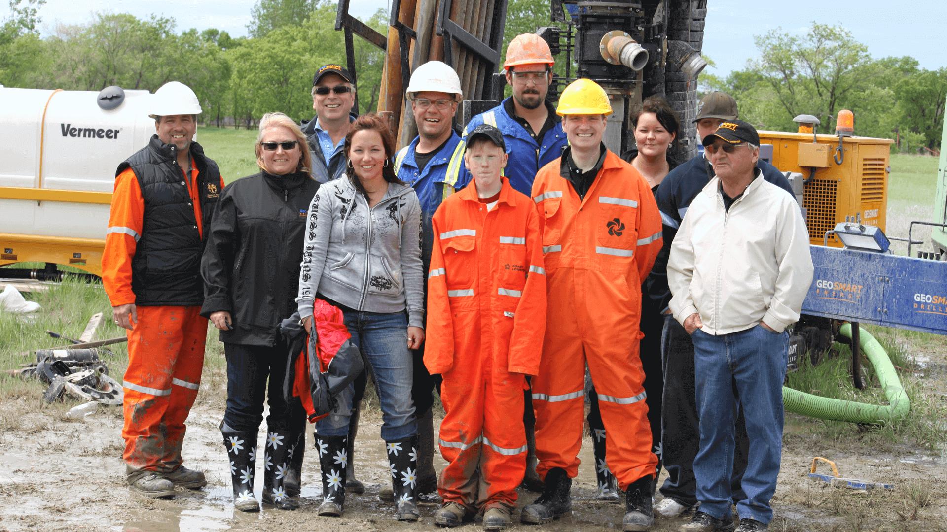 Drilling Team