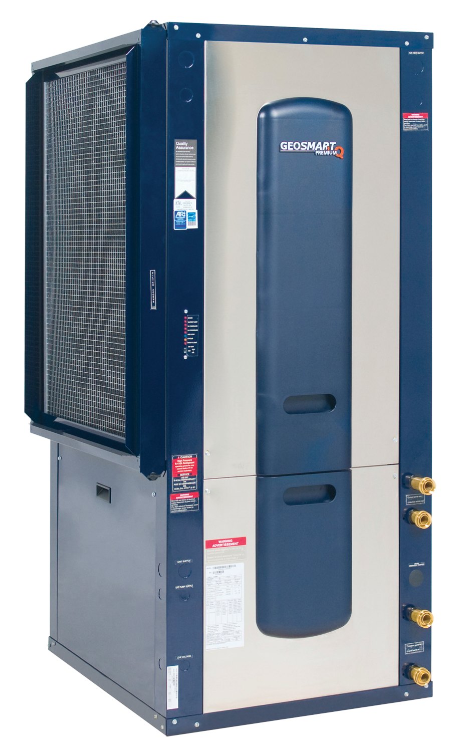 PremiumQ Two-Stage Forced Air & Hydronic