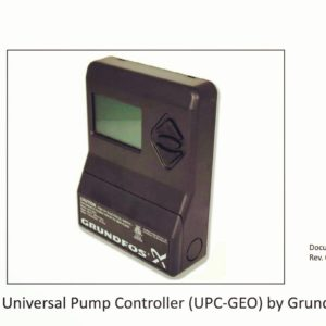Using grundfos variable speed pumps to saveenergy geoflow